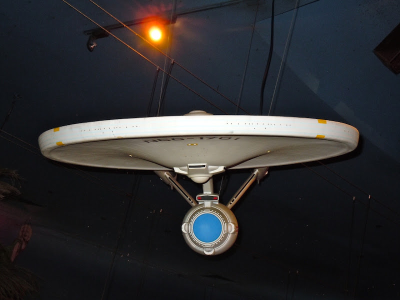 Star Trek Motion Picture USS Enterprise NCC-1701 model