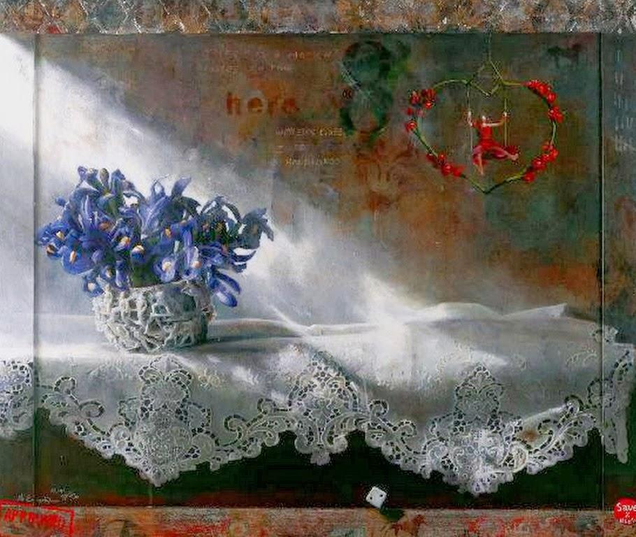 flores-contemporaneas-al-oleo