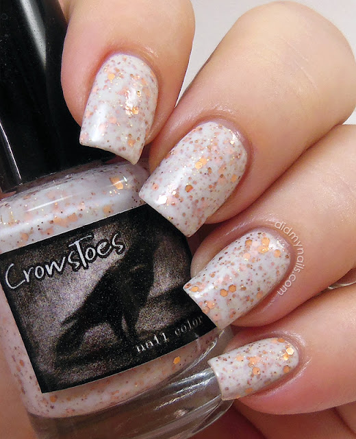 CrowsToes Milquetoast swatch