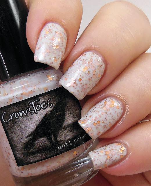 CrowsToes Milquetoast swatch