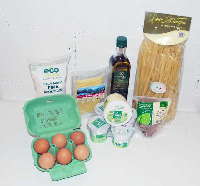 Ingredientes Tallarines Eco
