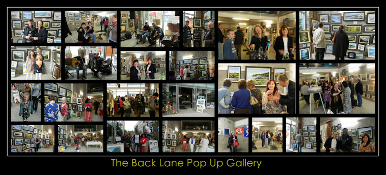 The Back Lane Gallery Artist Collective