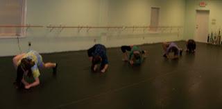 charlotte nc strength stretch class