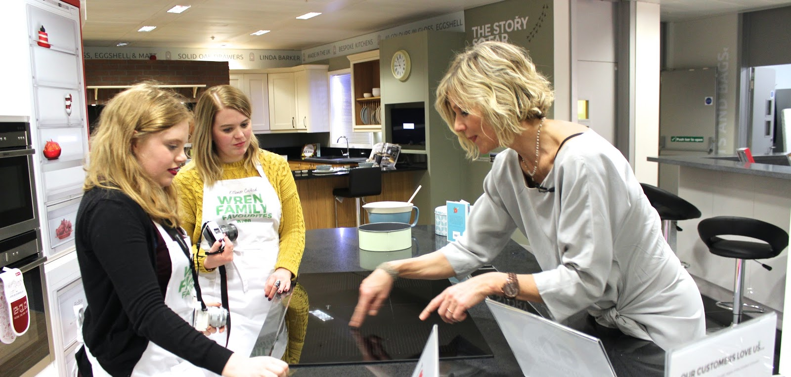 Wrenfamilyfavourites With Linda Barker Jordancourtney