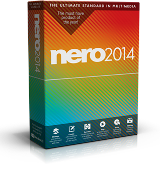 صور برنامج نيرو Nero 2014