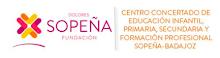 Web Colegio Sopeña Badajoz
