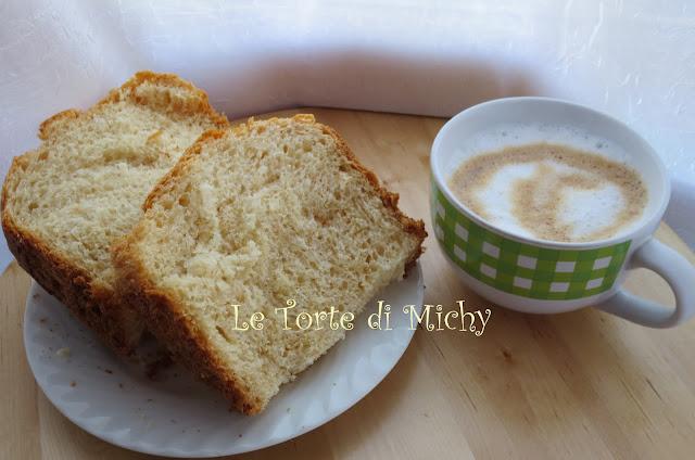 brioche integrale al miele con la macchina del pane (mdp)