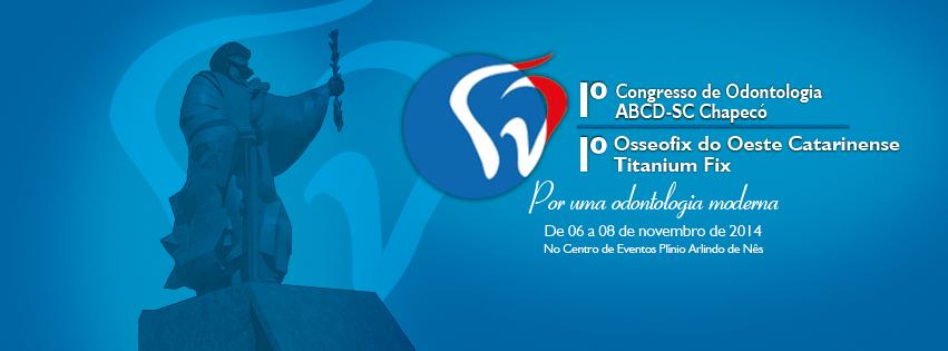 Congresso de Odontologia ABCD SC