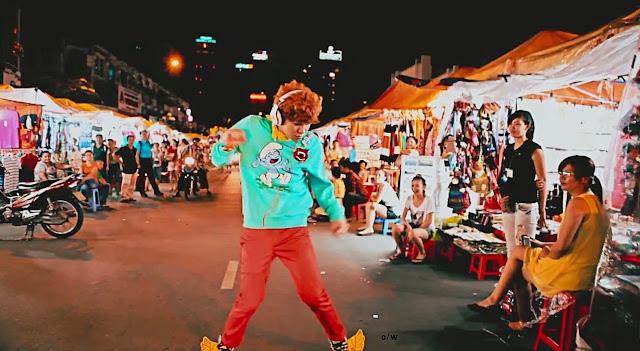 Block B Park Kyung teaser 121010