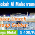 Paket Group Golden