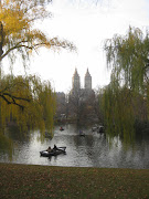 Central Park Boating Lake (img )