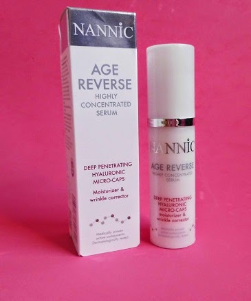 Nannic Age Reverse