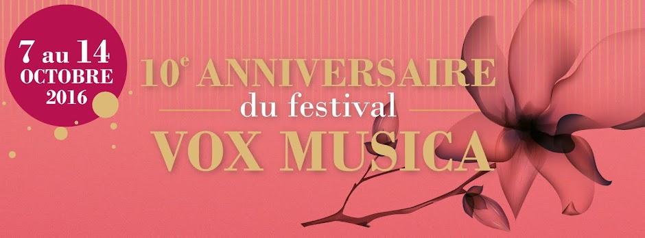 Vox Musica 2016