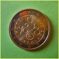 2 Euros Finlandia 2013 Dieta