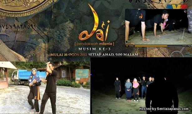 Program Da'i TV3 Dikritik