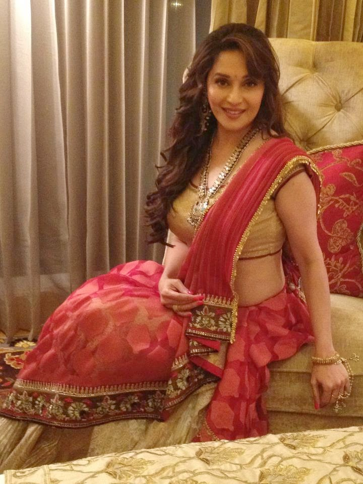 Madhuri Dixit hot smile hd wallpapers free download