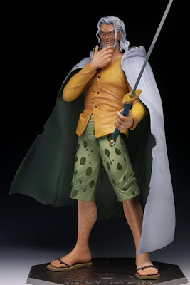 P.O.P. One Piece Silvers Raylegh