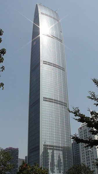 Top 10 Top 10 Tallest Buildings In The World 2012