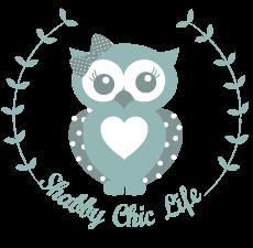 logo shabby chic life-silvia