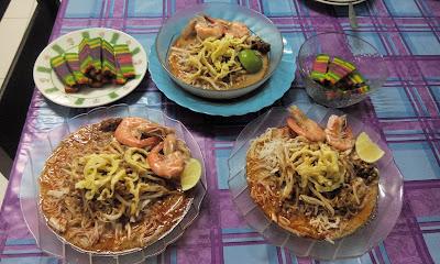 Resepi Laksa Sarawak