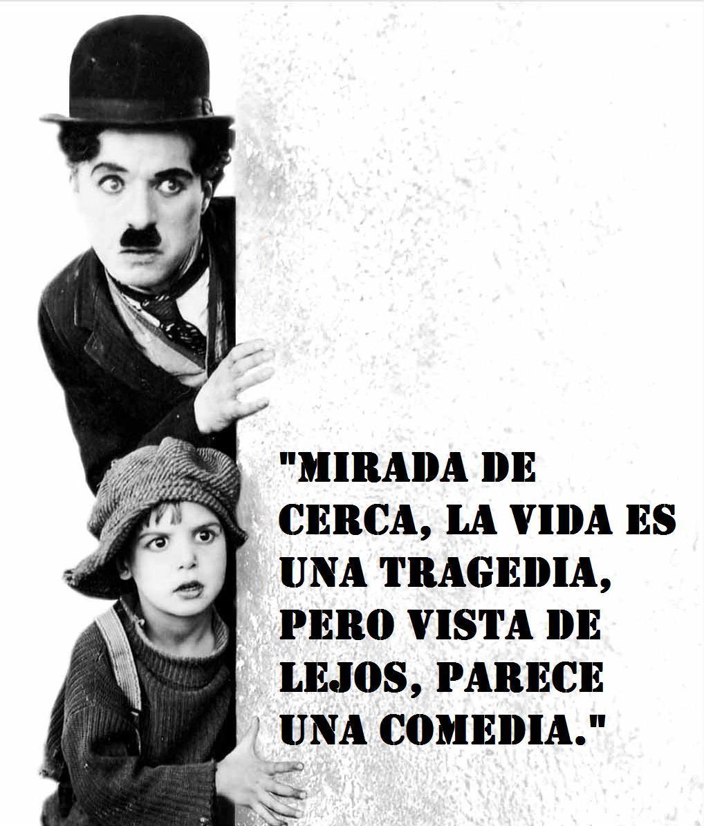 Barri Entre Libros Charles Chaplin