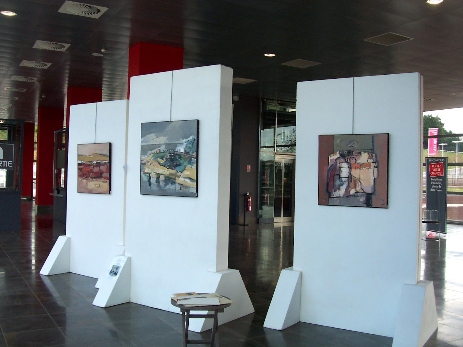Nane expo la halle d 39 iraty - Salon iraty biarritz ...