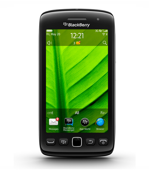 Jual BlackBerry Torch 9860 Monza Black Market