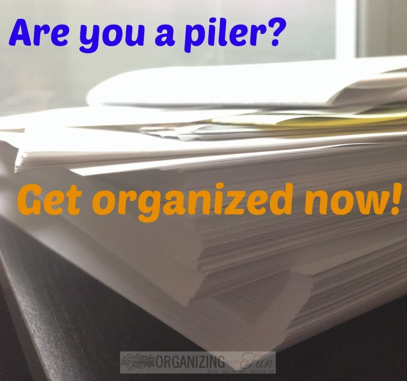 Are you a piler?