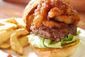 HONEY BBQ BURGER