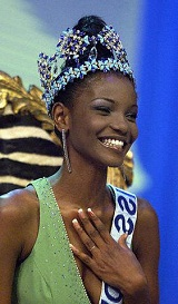 MISS WORLD 2001