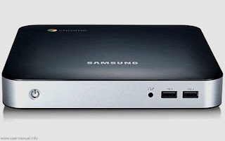Samsung Chromebook XE300M22 user manual