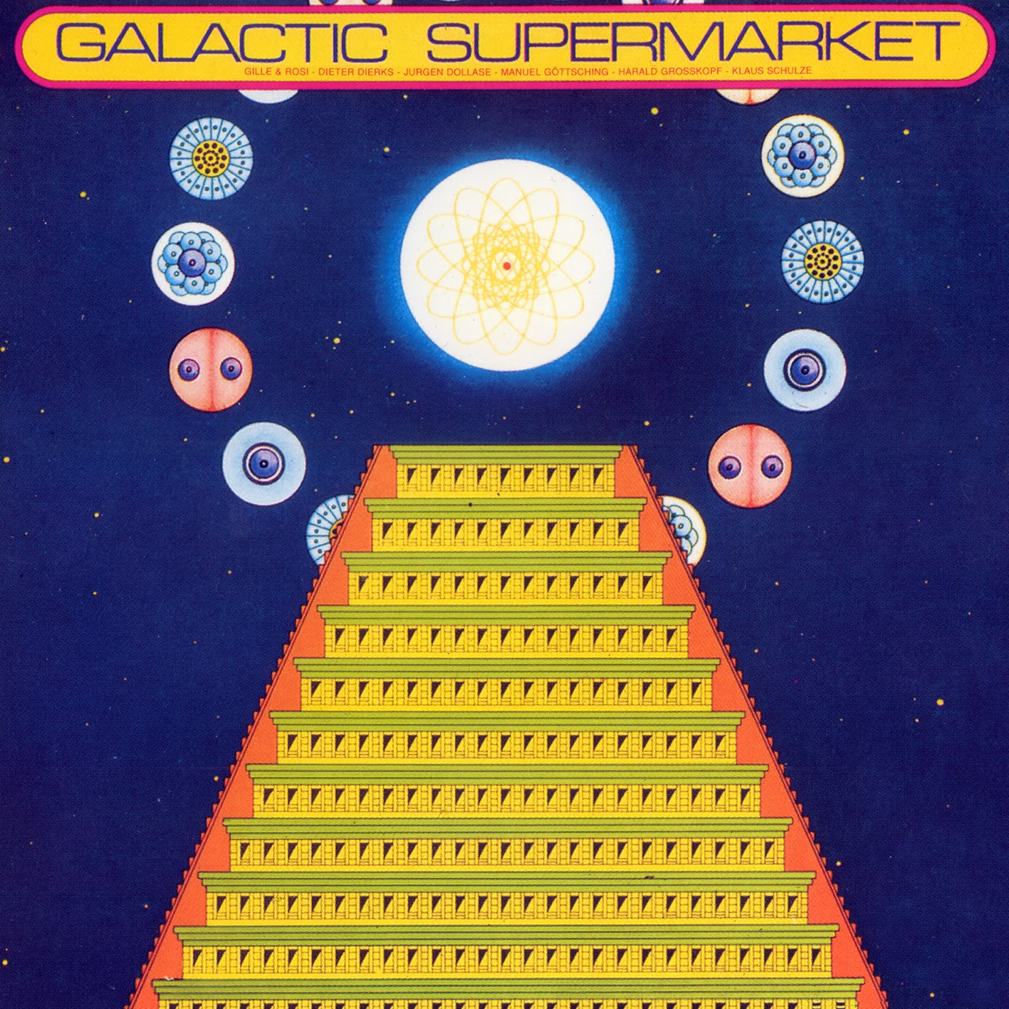 Cosmic Jokers Galactic Supermarket