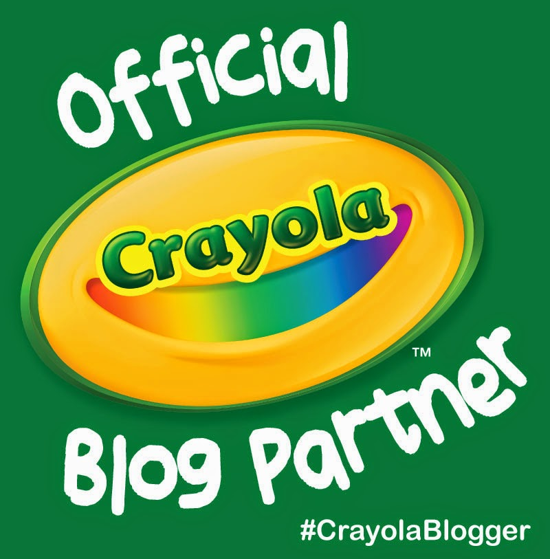 Crayola Blog Partner