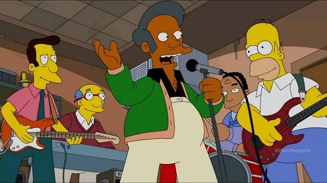 Los Simpsons- Capitulo 08 - Temporada 26 - Audio Latino - Covercraft