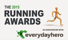 Blog shortlisted for the 2015 Running Awards