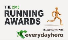 Blog shortlisted for the 2015 Running Awards