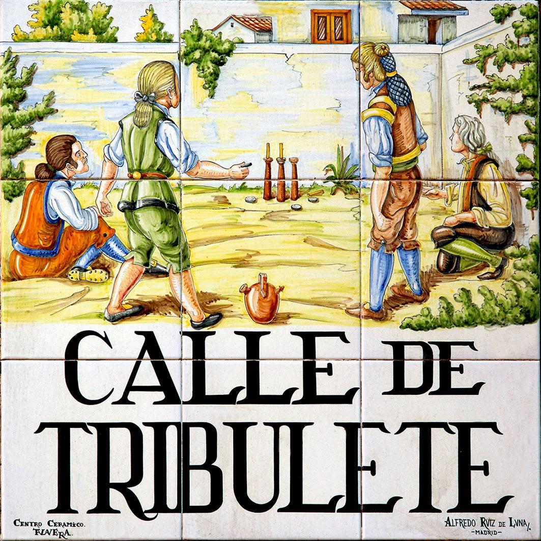 Calle de Tribulete