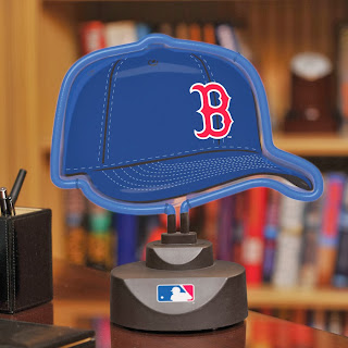 Boston Red Sox MLB Neon Cap Lamp