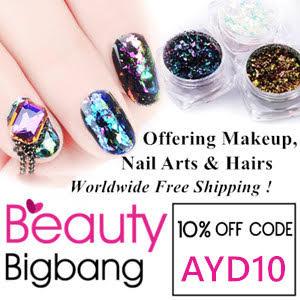 Código de descuento para Beauty Bigbang