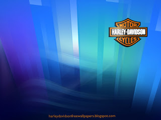 Desktop wallpapers Harley Davidson Beautiful Logo at Crystal Landscape desktop wallpaper