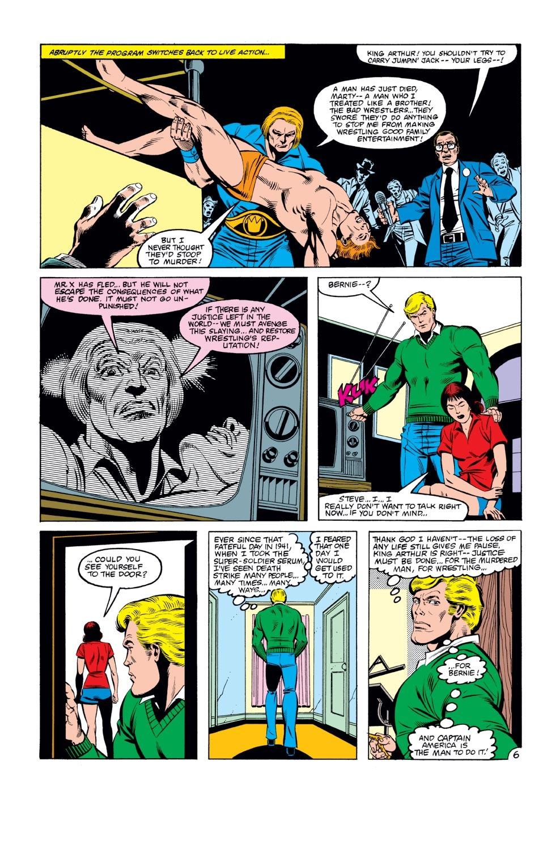 Captain America (1968) Issue #271 #187 - English 7