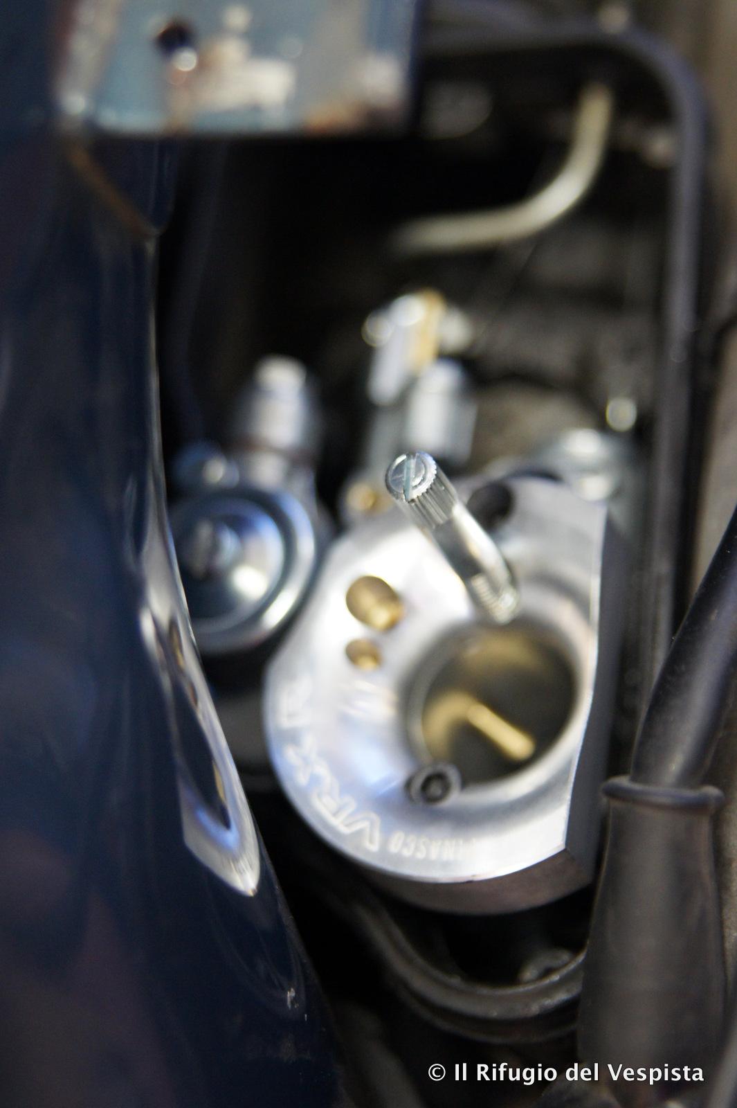 L'Airbox Pinasco per Vespa PX/PE con... sorpresa!