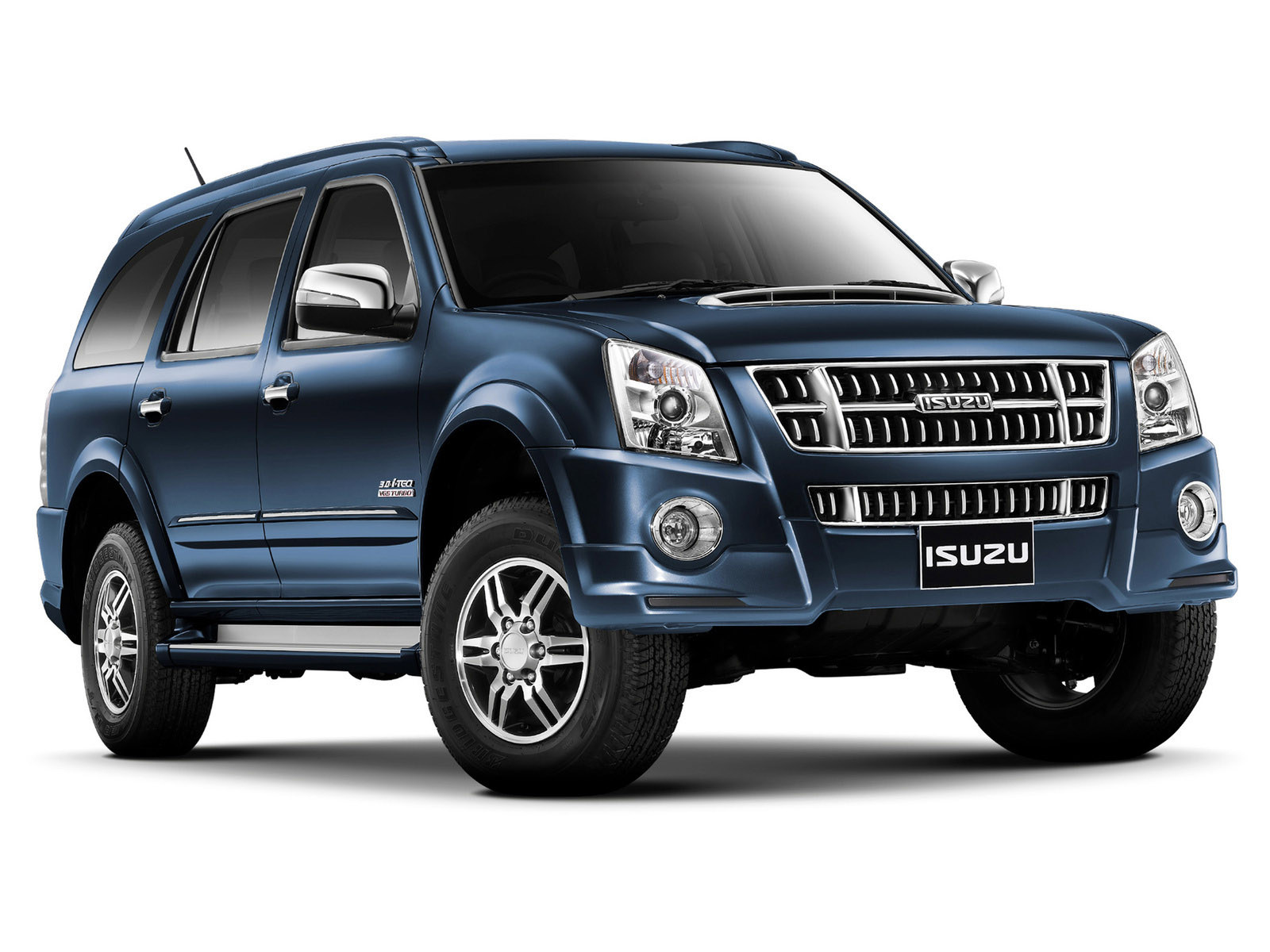 my dreams cars isuzu mu 7