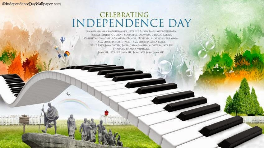 Independence Day Greetings 2014