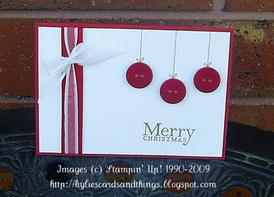 Cassadiva: My Homemade Christmas Cards - 2011