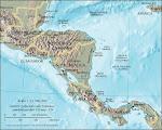 hidrografia de america central