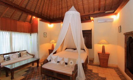 Jimbaran (Indonesia) - Gending Kedis Luxury Villas & Spa Estate 5* - Hotel da Sogno