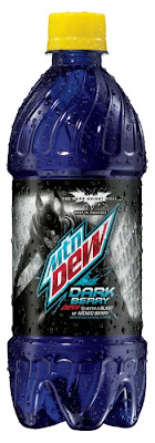 Batman's new drink is Mtn Dew Dark Berry