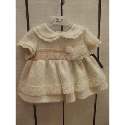 Vestidos para niñas de la colección de LoanBor moda infantil.
