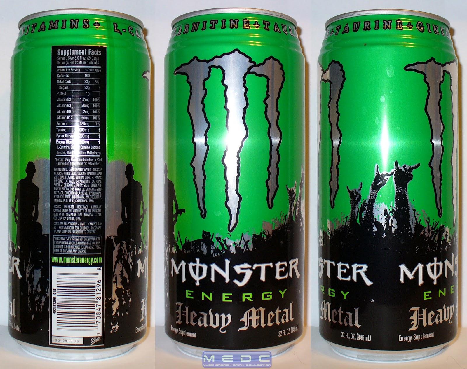 Monster Energy Drink Biggest Size